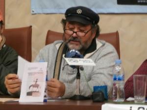 El programa se realizó en el Congreso con los asistentes al mismo de público.