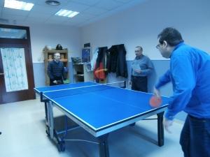 El torneo en plena partida  de Asapme y Rey Ardid