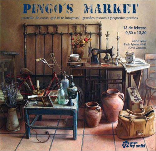 Pingo's market