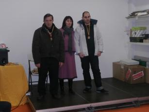 Entrega de premios del Torneo de Ping Pong 2013