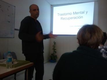 Juan Martínez, psicólogo del Centro de Día de Fundación
