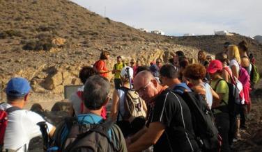 """El Programa """"activarte"""" de Área Norte de Almería y la Unidad de estancias Diurnas de Albox, pretende fomentar la actividad física y el impulso de las relaciones personales"""