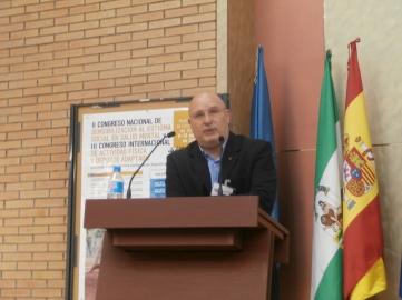 Domingo Díaz del Peral en el II Congreso