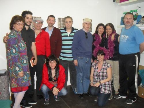 Participantes y organización de la Presentación