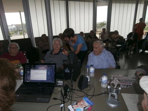 La Televisión Aragonesa se interesó por nuestra actividad