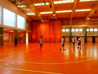 Un momento del torneo celebrado el 31 de Mayo en el C.D.M. La Granja
