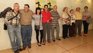 participantes en la película