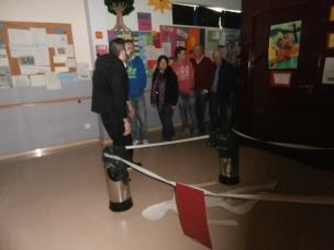 La silueta del asesinato fue mostrada por el mayordomo Sebastian