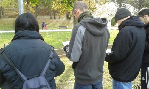 La jornada en el Parque fue muy activa