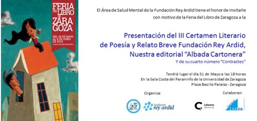 Invitación III Feria del libro