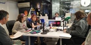 Eva Muñoz, de la Asociación Paso a Paso Aragón nos acompañó en directo